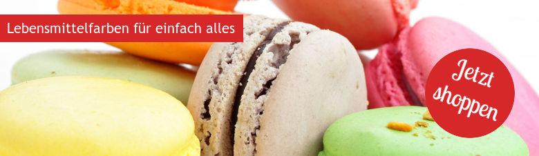 Lebensmittelfarben günstig online Bestellen