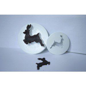 PME Reindeer cutter, 2-teilig