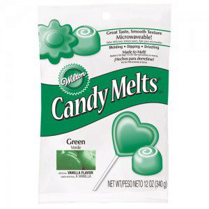 Wilton Candy Melts® Dark Green 340g