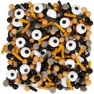 Wilton Sprinkles -Eyeballs Mix-