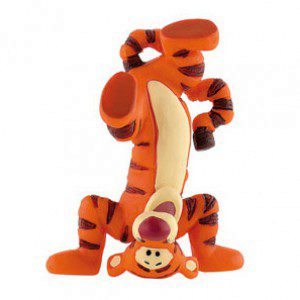 Disney Figuur Winnie de Pooh - Tigger