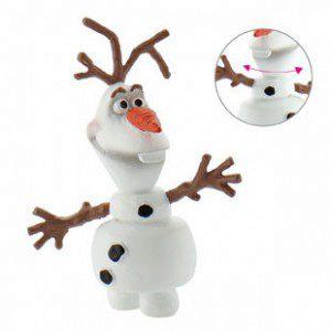 Disney Figuren  Olaf & Elsa