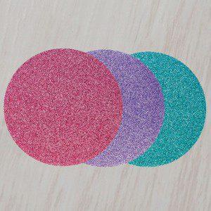 Wilton Cake Boards Glitter Set/3
