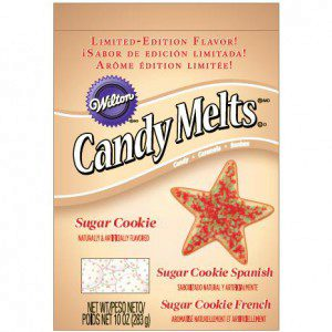Wilton Candy Melts® Sugar Cookie 283 g - Limited Edition Flavor