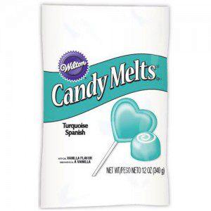 Wilton Candy Melts® Turquoise 340g