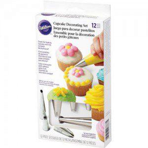 Wilton Cupcake Decorating Set, 12teilig