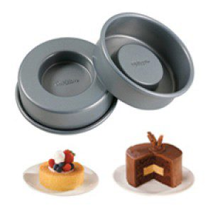 Tasty-Fill, Mini Cake Pan Set - vierteilig