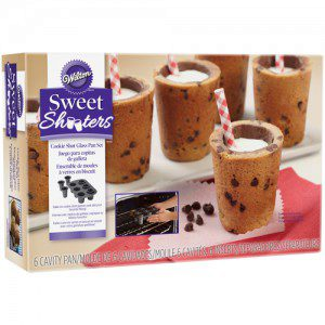 Wilton Cookie Shot Glass Pan