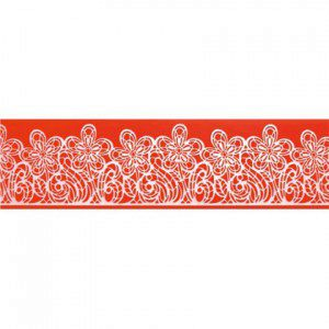 Sweet Lace Silicone Mould -Flower Power-