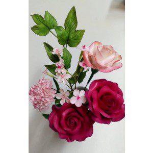 Zuckerblumenkurs - Rose, Nelke, Fülleblümchen - 30.6./1.7.