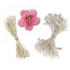 Stamens - Staubgefäße in Pearl, Glitter + FluffyStil