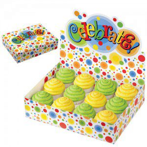 Wilton Cupcake Display Box Circles