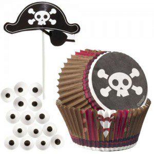 Wilton Cupcake Decorating Kit -Pirate-