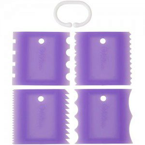 Wilton Texture Tools Set/4