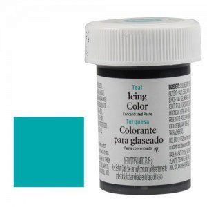 Wilton Icing Colors - teal