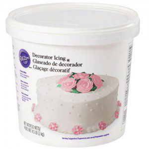 Wilton Decorator Icing White - 2kg