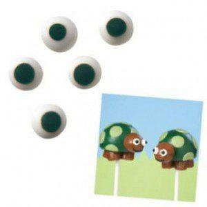 Wilton - Candy Eyeballs, ca. 56 Stück (Augen)