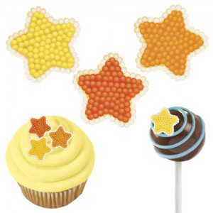 Wilton Icing Decorations Mini Star