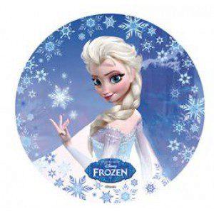 Disney Wafer Sheet - Frozen - Elsa