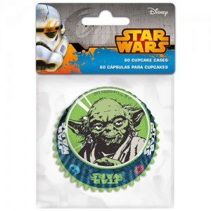 Stor Baking Cups Star Wars pkg/60