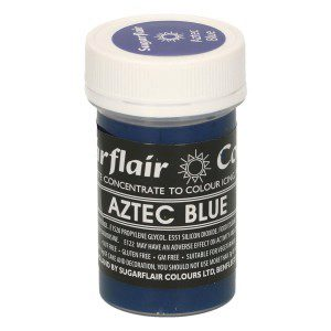 SU Paste Colour Pastel AZTEC BLUE