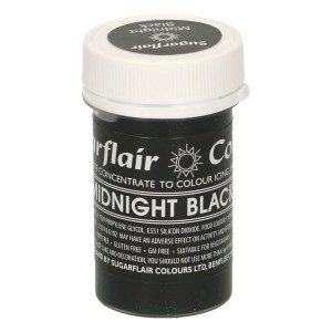 SU Paste Colour Pastel MIDNIGHT BLACK