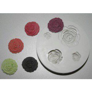AM Roses 4 in 1 - 4  Rosenblüten