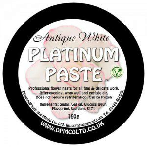 Platinum Paste - Antique White