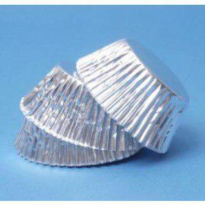 PME Backförmchen - in silber