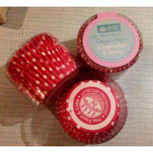 SK Cupcake Cases - spring pink