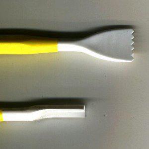 Modellier Tool, Bogen und Kamm - PME4