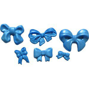 First Impression Mold Small Bow Set - verschiedene kleine Mascherl