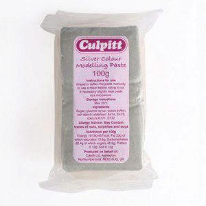 Culpitt Modelling Paste Silver