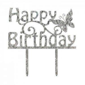 CakeStar Cake Topper Happy Birthday