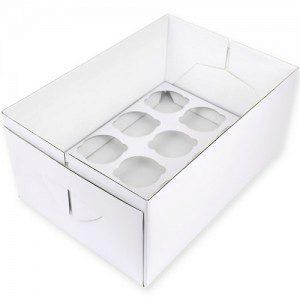 PME Cupcake Box 12 - 14 cm hoch