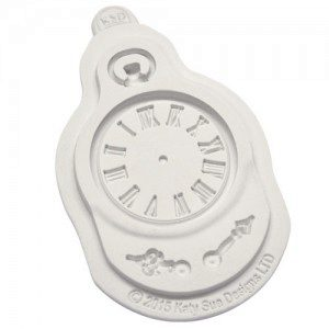 KatySue Mould Clock