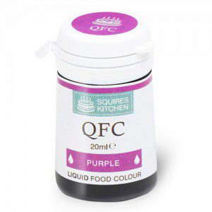 SK QFC Quality Food Colour Liquid Purple
