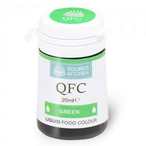 SK QFC Quality Food Colour Liquid Green