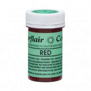 SU NatraDi Natural Paste Red 25g