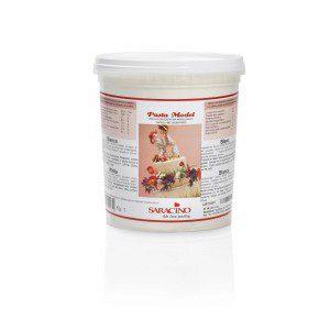 SARACINO - Modelling Sugar Paste  - weiß