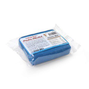 SARACINO - Modelling Sugar Paste - blau