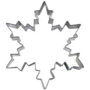 Ausstecher - Eiskristall