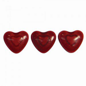 PME Large Edible Shapes -Hearts-