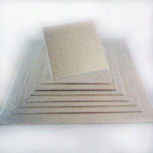 FC Cake Card 35 x 35 cm