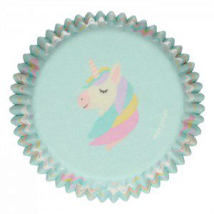 FC Baking Cups -Unicorn- pk/48
