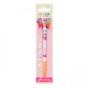 FC Edible FunColours Brush Food Pen - Orange
