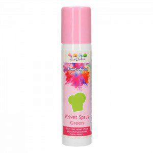 FC FunColours Velvet Spray - Green -