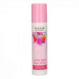 FC FunColours Lustre Spray -Pearl White-