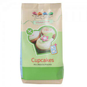 FunCakes Mix for Gluten Free Cupcakes 500g