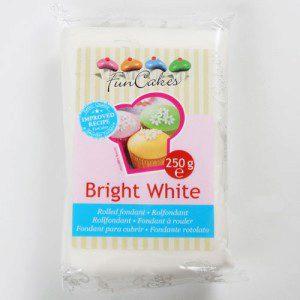 FC - Rollfondant - bright white 250 g